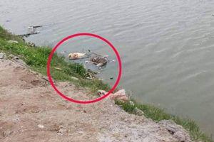 Thông tin mới nhất vụ thi thể bị trói, đầu bịt túi nylon trên sông