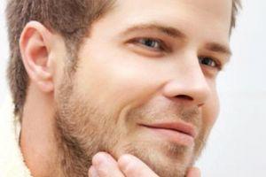 Đàn ông cần cạo râu và dưỡng da thế nào là đúng cách?