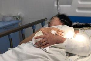 Vụ xe lao xuống vực: Phẫu thuật nối tay nữ sinh khó như thế nào?