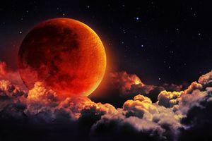 Thuyết âm mưu cực sốc về siêu trăng máu tháng 1/2019