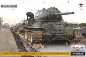 Lào chuyển cho Nga thứ quý hơn cả xe tăng T-72B
