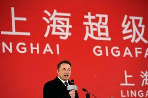 CEO Elon Musk đến Trung Quốc, khởi công nhà máy xe điện 5 tỷ USD