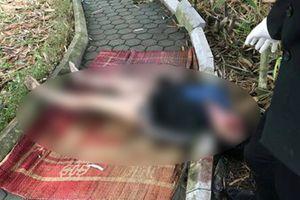 Hé lộ thông tin bất ngờ vụ thi thể người phụ nữ bán khỏa thân trong vườn hoa Hà Đông