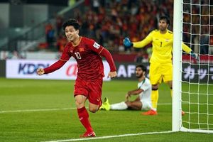 Lượt trận thứ 4 Asian Cup 2019: Công Phượng xuất sắc nhất