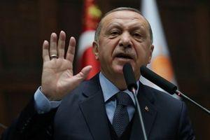 Tổng thống Thổ Nhĩ Kỳ 'phản pháo' lại cố vấn Nhà Trắng về vấn đề Syria