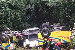Bộ Trưởng Nguyễn Văn Thể: Cần sớm xác minh, điều tra nguyên nhân vụ tai nạn lật xe trên đèo Hải Vân