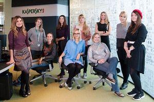 Kaspersky Lab ghi dấu ấn trong thúc đẩy bình đẳng giới và bảo vệ trẻ em trên môi trường mạng