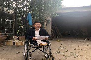 Hải Phòng: Giao đất đã 20 năm, người thương binh già vẫn chưa được nhận tiền đền bù
