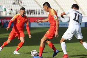 Vì sao Trung Quốc vắng hàng loạt ngôi sao tại Asian Cup 2019?