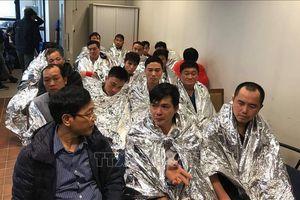 Danh tính thuyền viên thiệt mạng vụ tàu Việt Nam cháy trên biển Hong Kong
