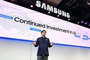 Samsung giới thiệu tương lai của Cuộc sống Kết nối tại CES 2019