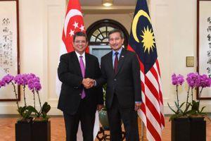 Malaysia- Singapore hạ nhiệt căng thẳng