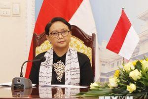 Indonesia họp báo công bố trọng tâm ngoại giao trong năm 2019