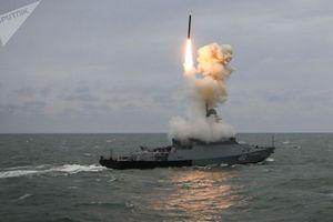Nga phát triển biến thể uy lực vượt trội của tên lửa 'sát thủ' Kalibr