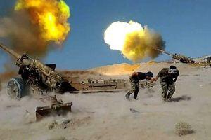 Quân đội Syria dội bão lửa, chặn đứng cuộc tấn công của khủng bố ở Hama và Idlib