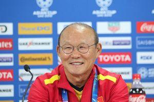 HLV Park Hang-seo hé lộ mục tiêu ở trận gặp Iran