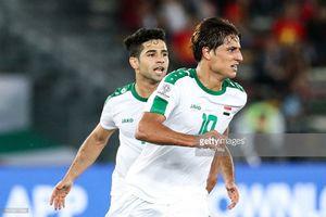 'Xé lưới' ĐT Việt Nam, sao Iraq lập kỷ lục ở Asian Cup
