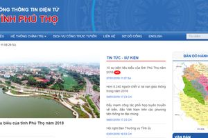 Nhiều dự án đầu tư công của tỉnh Phú Thọ sẽ bị thanh tra trong năm 2019