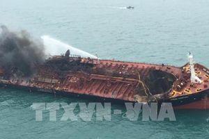 Vụ cháy tàu Aulac Fortune: Việt Nam thực hiện các biện pháp bảo hộ công dân