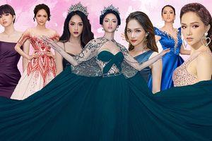 Không cần 'lồng lộn', Hoa hậu Hương Giang vẫn chiếm trọn 'spotlight' thảm đỏ với phong cách đỉnh cao