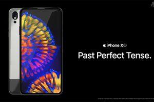 iPhone X2 với thiết kế trượt độc đáo, 4 camera sau đẹp ăn đứt thiết kế của Apple