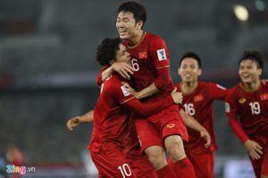 Fan Quốc tế tiếc nuối vì Việt Nam thua Iraq ở phút cuối cùng