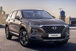 Hyundai Santa Fe 2019 chính thức ra mắt và chốt giá bán tại Việt Nam