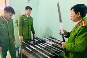 Thanh Hóa: Truy bắt các đối tượng hỗn chiến bằng dao súng trên Quốc lộ 1A