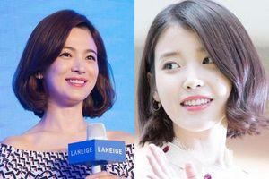 6 sao nữ Hàn cắt tóc càng ngắn thì càng đẹp