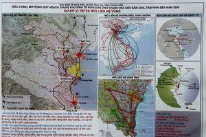 Công bố điều chỉnh, mở rộng quy hoạch Khu kinh tế Nghi Sơn