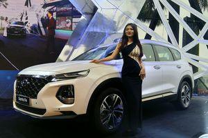 Hyundai Santa Fe 2019 'chốt' giá bán cao nhất hơn 1,2 tỷ đồng