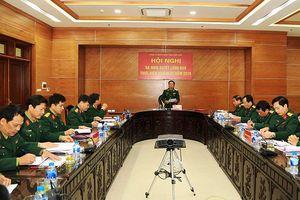 Đảng ủy Binh chủng Tăng thiết giáp tổ chức Hội nghị ra Nghị quyết lãnh đạo thực hiện nhiệm vụ năm 2019