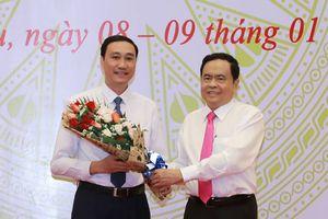 Mặt trận Tổ quốc Việt Nam có Phó Chủ tịch mới