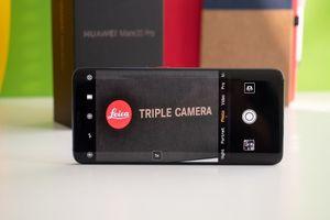 Bản cập nhật Android 9 Pie cho Huawei Mate 20 Pro, mở khóa bằng khuôn mặt