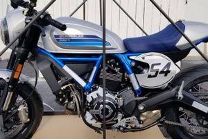 Ducati Scramler Cafe Racer 2019 đầu tiên về Việt Nam, giá từ 400 triệu đồng