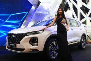 Hyundai Santa Fe hoàn toàn mới trình làng - giá từ 995 triệu VND