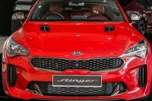 Kia Stinger tăng giá mạnh ở Malaysia, giá mới từ 1,6 tỷ VNĐ