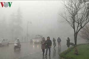 Mưa tiếp tục trên diện rộng ở Bắc Bộ, cảnh báo mưa lớn ở Tây Bắc