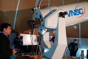 Đài thiên văn Hòa Lạc sẽ mở cửa đón khách vào quý II-2019