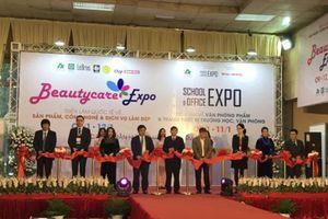 Triển lãm quốc tế về sản phẩm, công nghệ và dịch vụ làm đẹp tại Hà Nội