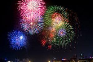 Quảng Ngãi: Tổ chức đêm hội giao thừa và bắn pháo hoa 'Chào xuân Kỷ Hợi 2019'