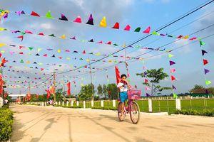 Nông thôn mới Hà Tĩnh về đích trước 2 năm so với Trung ương giao