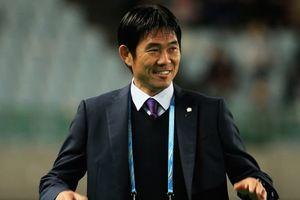 HLV Nhật Bản hạnh phúc sau trận thắng đầu tiên ở Asian Cup