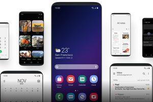 Người dùng Galaxy S9 và S9+ đã có thể cập nhật One UI mới