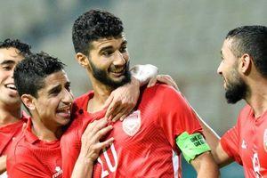 Tuyển thủ Bahrain quyết cho Thái Lan ôm hận ở Asian Cup