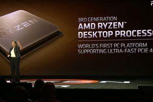 Chip Ryzen đời 3 sẽ nhanh hơn Intel Core i9-9900K