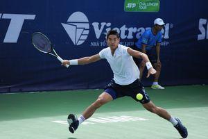 Tay vợt Việt kiều tiếp tục bay cao tại giải Vietnam Open