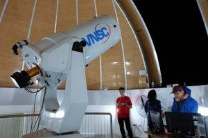 Đài thiên văn Hòa Lạc sắp mở cửa đón khách