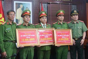 911 – lực lượng tâm huyết của Công an TP Đà Nẵng
