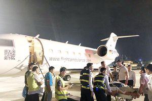 Ba du khách cuối cùng trong vụ nổ bom ở Ai Cập đã về Việt Nam